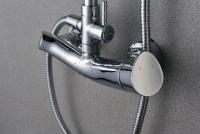 Zestaw kabinowo-prysznicowy  natynkowy   ROG-ZKPN.400C