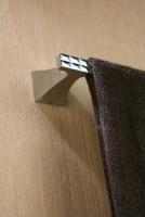 Wieszak na ręczniki prostokątny  <br/> PAN-86040
