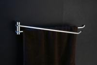 Wieszak na ręczniki dwuramienny <br/> LIW-56025