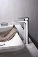Bateria umywalkowa wysoka <br/> MON-BUW.050C