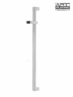 Drążek prysznicowy kwadratowy z mosiądzu  <br/> DPK-440C