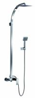 Zestaw wannowo-prysznicowy natynkowy TOR-ZWPN.500C