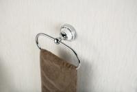 Wieszak na ręczniki owalny            NIK-57047