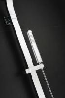 Zestaw kabinowo-prysznicowy  natynkowy  EMI-ZKPN.400BC
